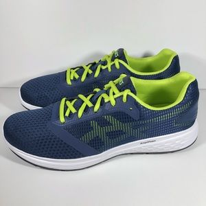 NEW Asics Patriot 10 Sneakers - Navy & Green
